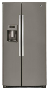 GE GSE25HMHES Frost-Free Side-by-Side Refrigerator