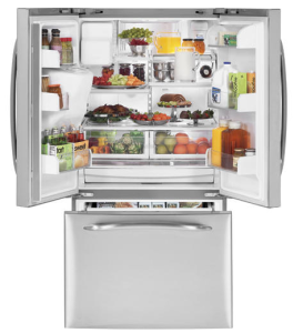 GE Profile™ ENERGY STAR® 28.5 Cu. Ft. French-Door Refrigerator